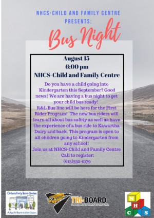 Bus Night First Rider Program